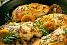 Gemarineerde kipfilet voor gourmet